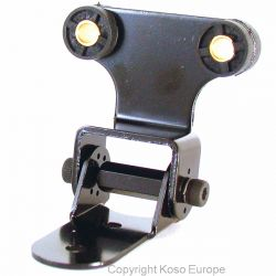 Compte-tours et thermomètre KOSO D55 DL-02R LCD