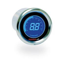 Thermomètre KOSO D48 black LCD