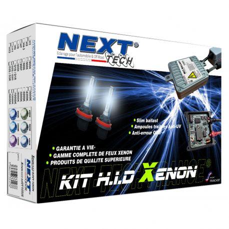 Kit Bi-xenon HID H6m pour quad YAMAHA feux de route et feux de croisement