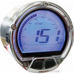 Compteur de vitesse et jauge à essence KOSO D55 DL-02S LCD