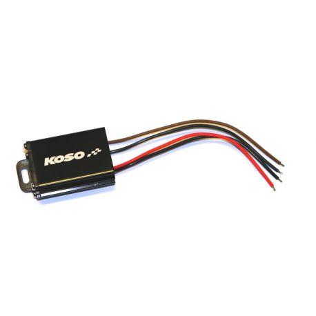 Régulateur de tension KOSO 12Volts AC/DC pour compteur et compte-tours