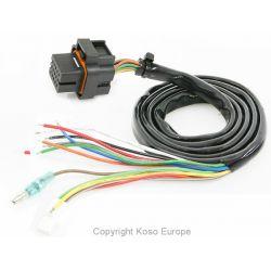 Câble de remplacement pour compteur digital KOSO DB-01R