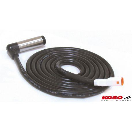 Capteur de vitesse actif pour compteur digital KOSO DB-02