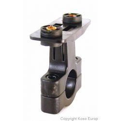 Support de guidon KOSO XR-SA, XR-SR et RS-Dyno diamètre 22mm