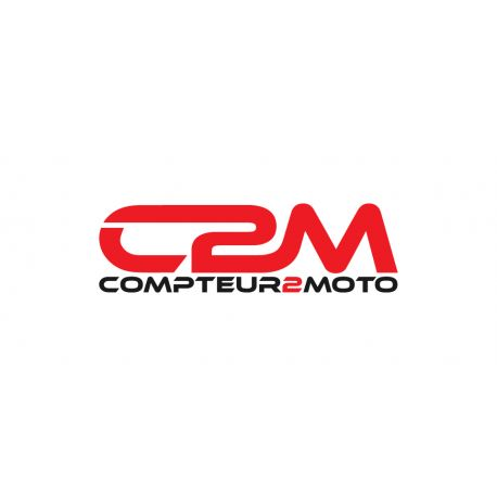 Dual thermomètre EGT KOSO + RPM + temprérature moteur