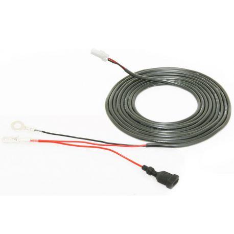 Câble de remplacement KOSO Type C pour compte-tours RPM avec prise JST