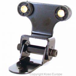 Support universel pour compteur de vitesse KOSO DB-01R et thermomètre EGT