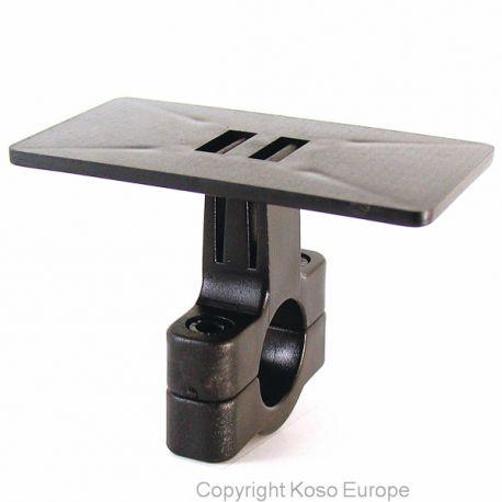 Support de guidon universel KOSO pour gamme mini style EGT et Power Test