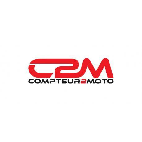 Compteur de vitesse et compte tours digital universel C2M moto quad et scooter