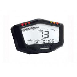 Compteur digital & Compte-tours universel multifonctions KOSO DB-02 moto auto-alimenté