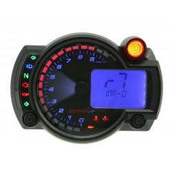 Compteur de vitesse et compte-tours multifonctions KOSO RX2N GP style