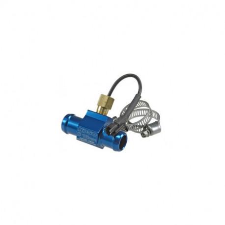 Adaptateur sonde de température en T pour durites d'eau