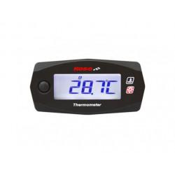 Dual thermomètre KOSO mini 4 de -25°C à 250°C